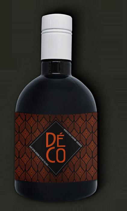 Bottiglie di olio bio Déco | Déco bio