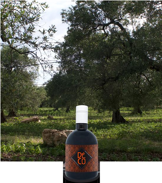 Bottiglia Grande | Déco Bio
